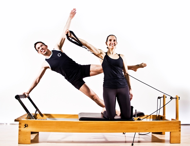 Footwork Fundamento Del Reformer Orthos