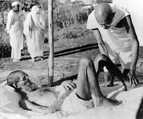 Historia del masaje