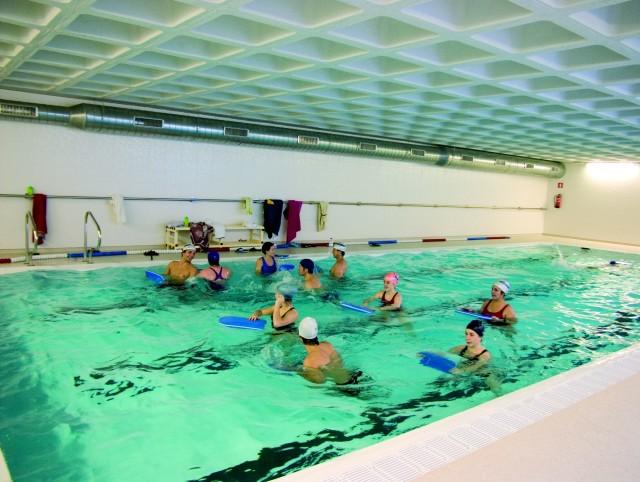 Práctica de actividades acuáticas