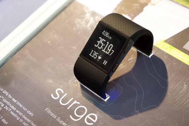 Fitness Trackers Wearables