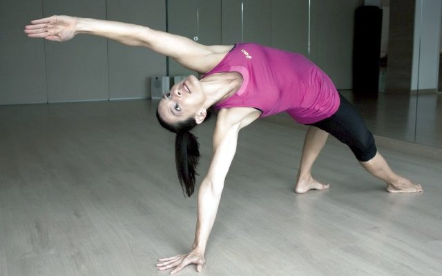 Pilates como entrenamiento funcional