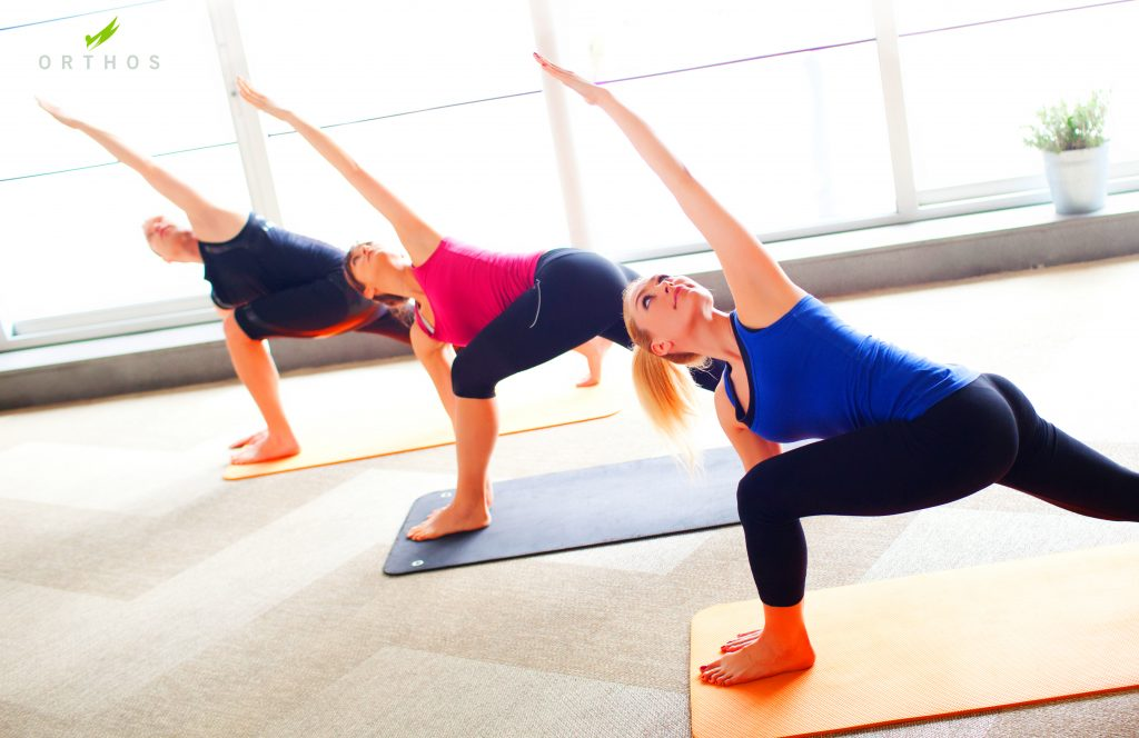 Enseñanza Orthos. Escuela de formación deportiva. Pilates, entrenamiento duro