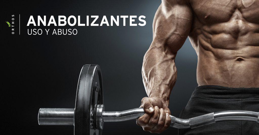 Enseñanza Orthos. Escuela de fitness y tecnicas manuales. Anabolizantes