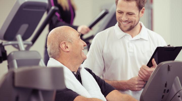 Cambio de hábitos en la sala de Fitness