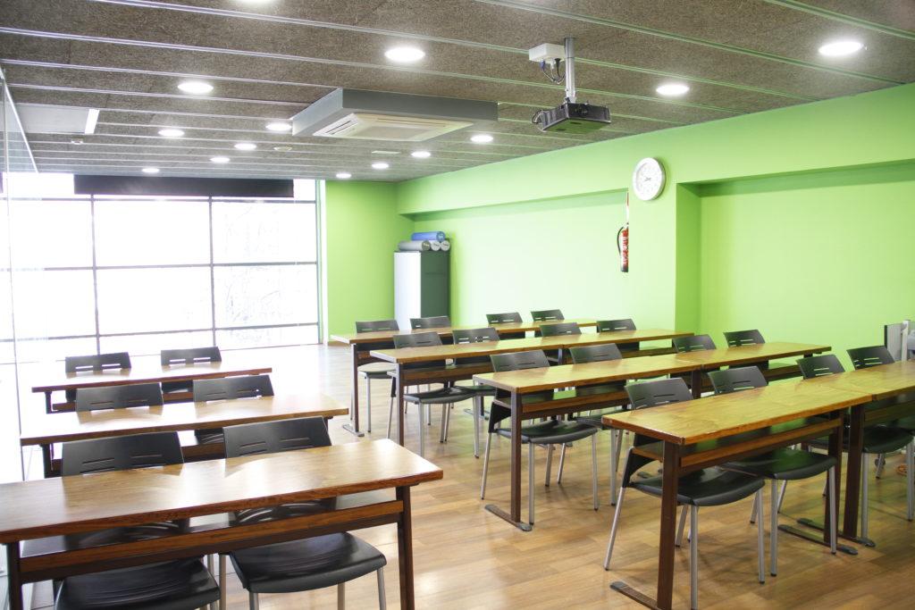 Orthos Barcelona. Aula2