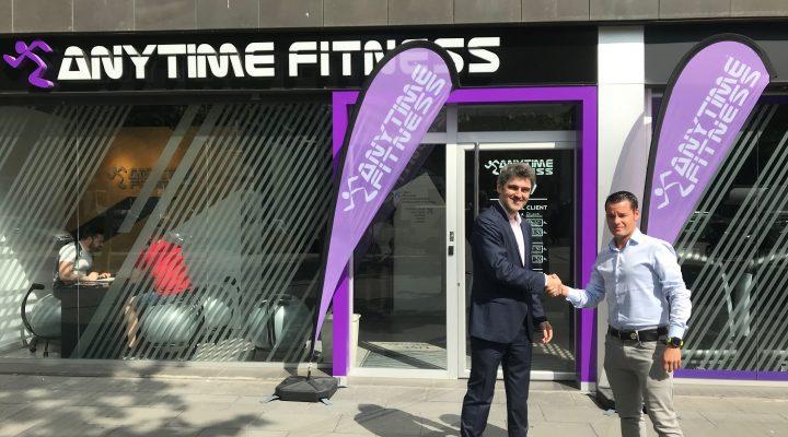 Orthos y Anytime Fitness firman un acuerdo a nivel nacional