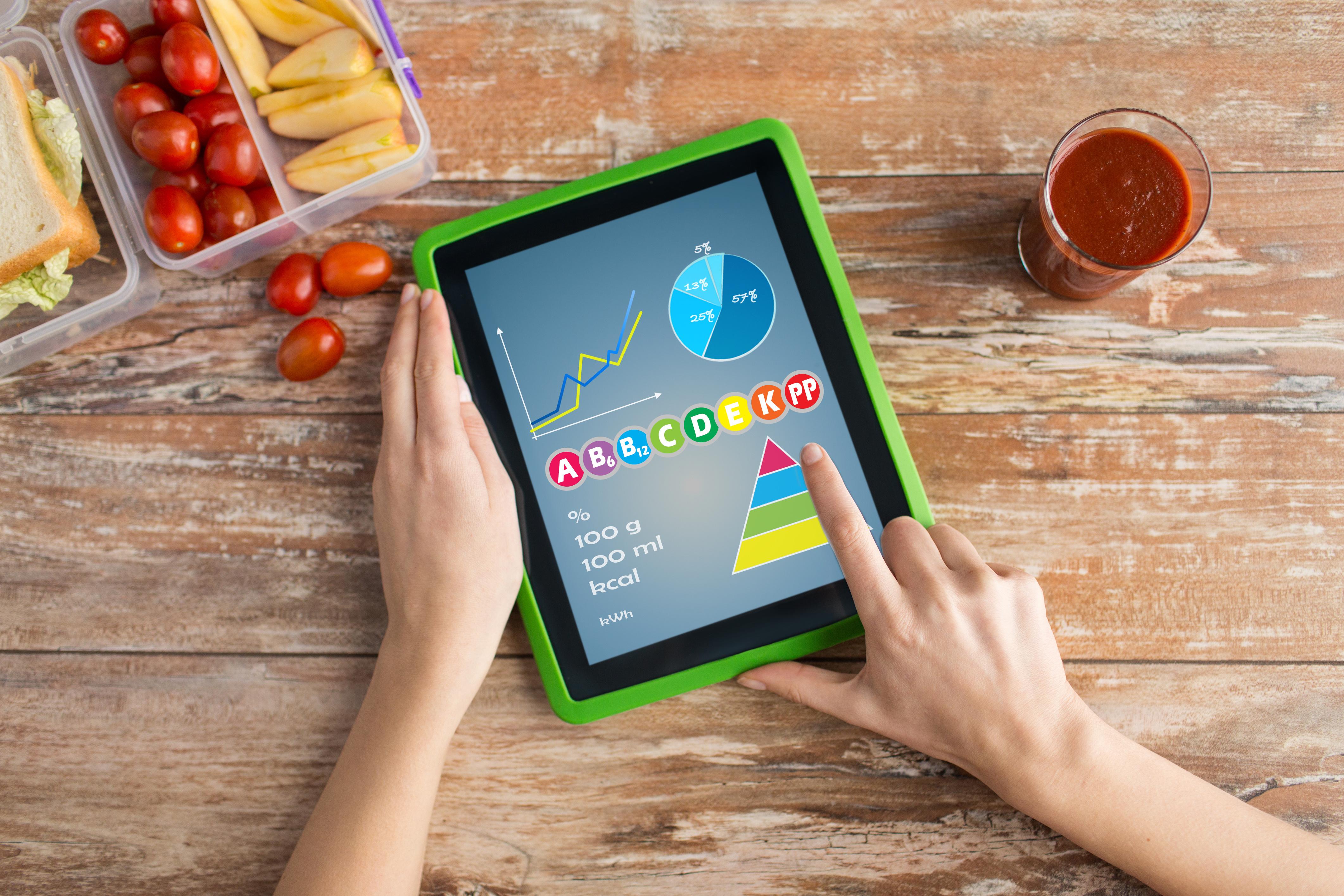 nutricion-online-tablet