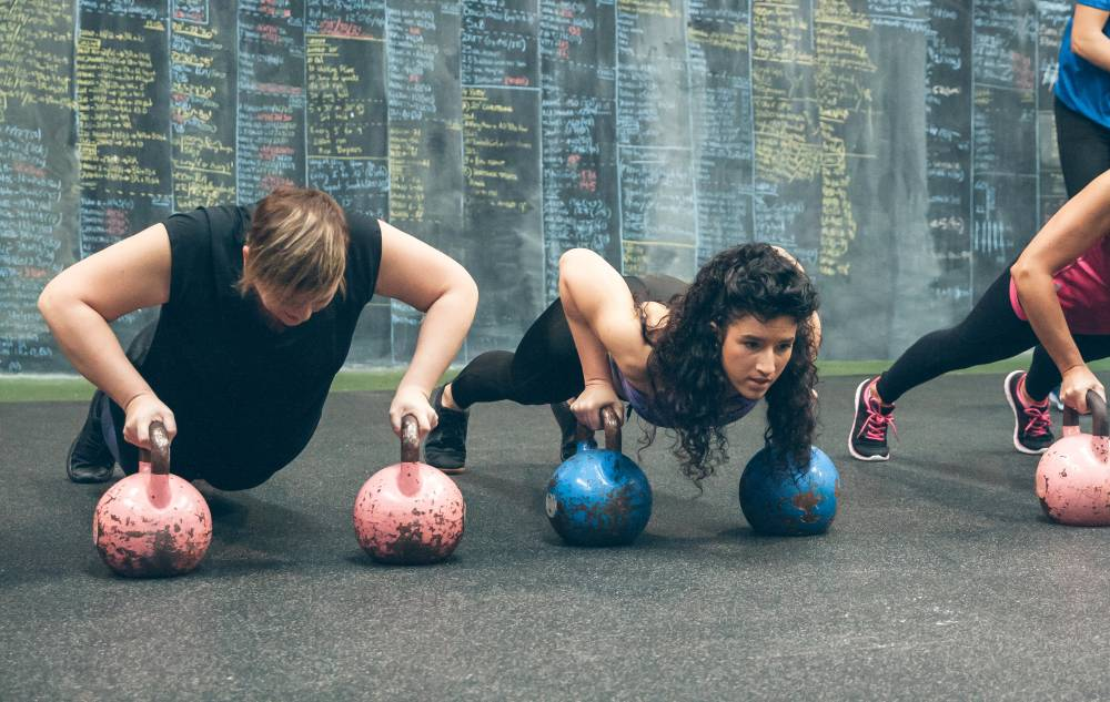 small-group-athletic-training